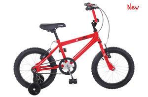 PROBIKE ODIN 16IN BOYS BMX STREET BMX BIKE